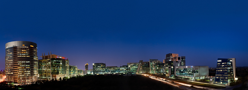 DLF Cyber city Pan Final Shot © andré j fanthome1-2